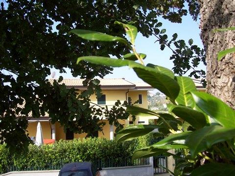 Appartamento in affitto con giardino, arredato