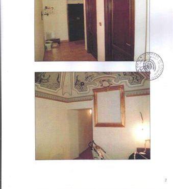 Veroli, palazzetto con terrazzo e due appartamenti