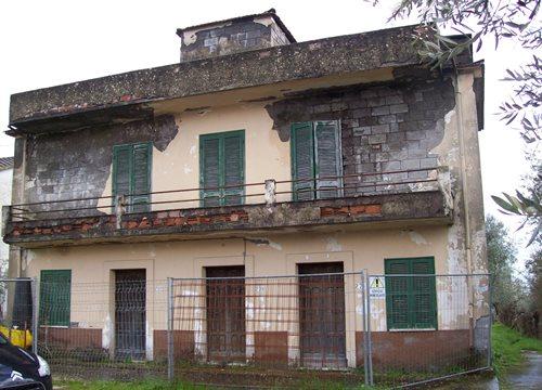 Sant'Angelo in Villa Veroli fabbricati e terreno in vendita