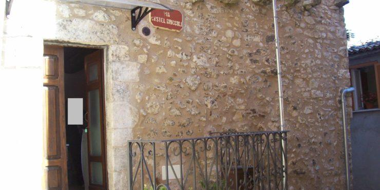 Veroli Sant'Erasmo, appartamento arredato