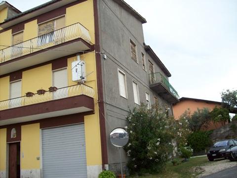 Boville Ernica. Appartamento da ristrutturare