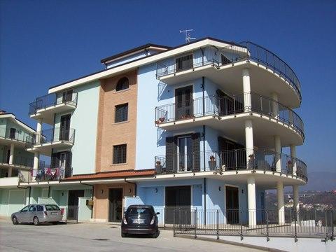 Boville Ernica appartamento con terrazzo
