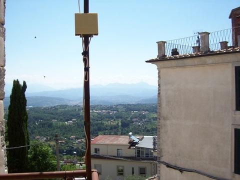 Veroli, appartamento panoramico e ampio