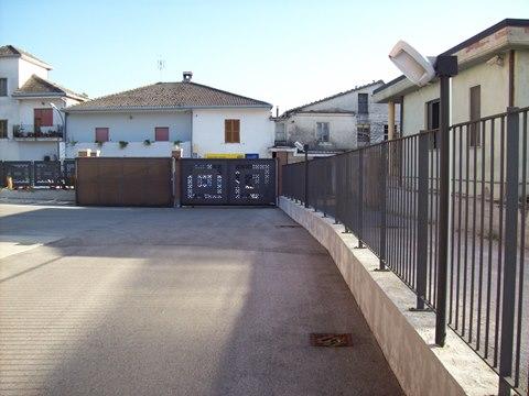 Ripi appartamento con terrazzo arredato