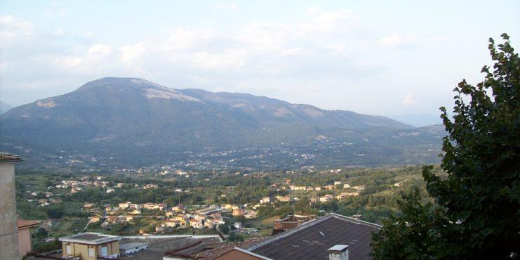 Veroli, appartamento molto panoramico