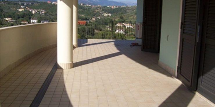 Boville Ernica, appartamento con terrazzo