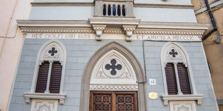 Veroli, appartamento in palazzo storico