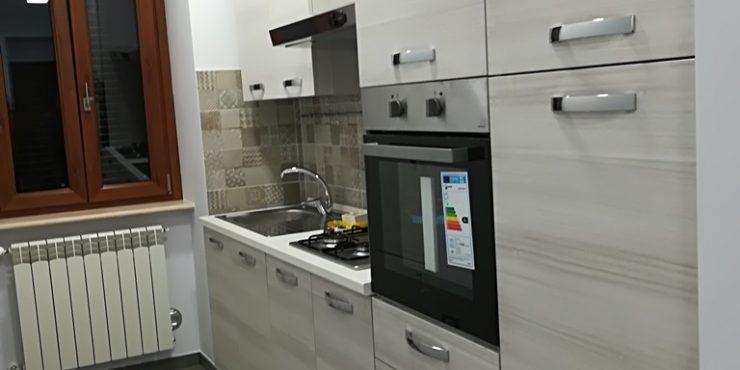 Frosinone, appartamento arredato e ristrutturato